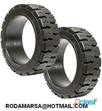 21x7x15 Solid Tires Rodamarsa 4