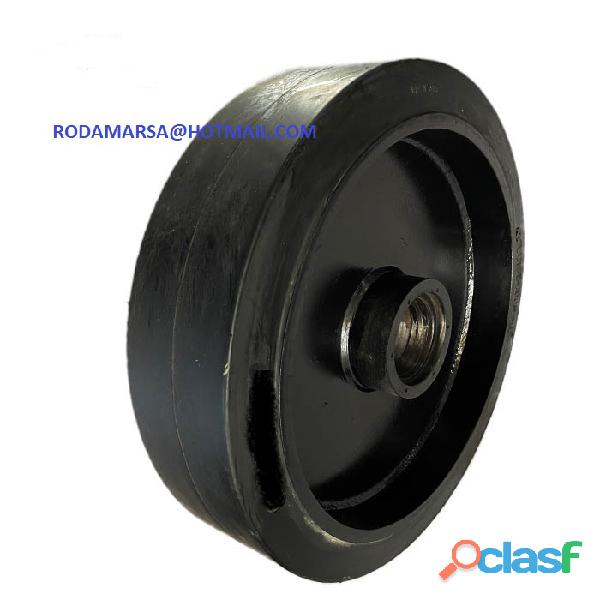 21x7x15 Solid Tires Rodamarsa 1