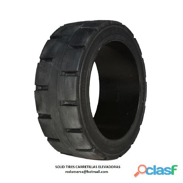 21x8x15 Solid Tires Rodamarsa 1