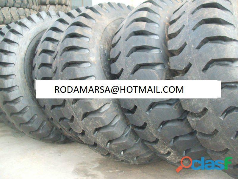 ECOLOGIC 22x12x16 Solid Tires Rodamarsa 5
