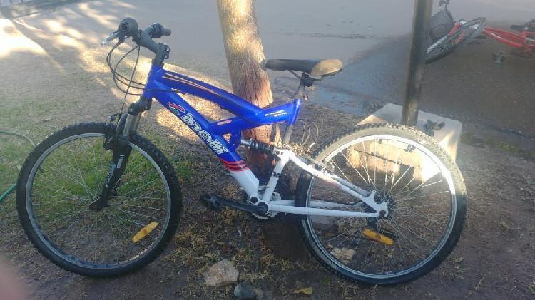 Bicicleta niño - rodado 20