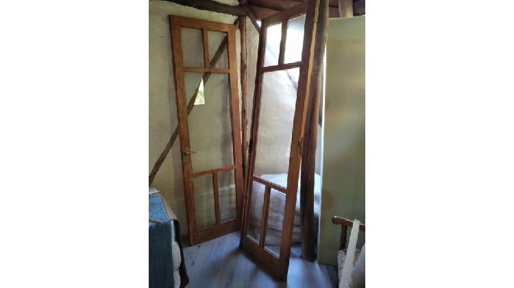 Puerta ventana de dos hojas