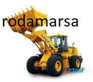 FLEX SOLIDO 700X,12 AUTOELEVADOR macizo Rodamarsa 9