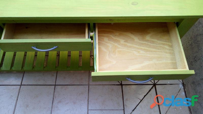 Mesa de arrime/ rinconera/ desayunador 2