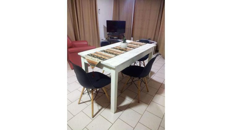 Mesa estilo vintage