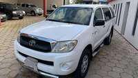 Toyota hilux 2.5 dx pack cabina simple con cúpula 2011
