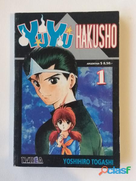 Yuyu Hakusho Completa! 15 tomos