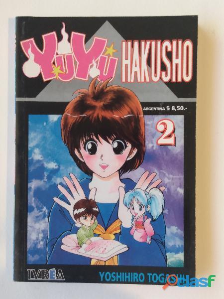 Yuyu Hakusho Completa! 15 tomos 14