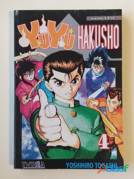 Yuyu Hakusho Completa! 15 tomos 12