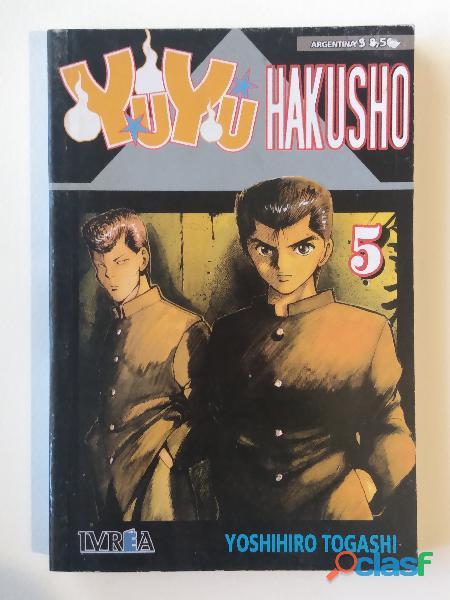 Yuyu Hakusho Completa! 15 tomos 11