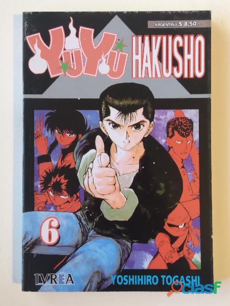 Yuyu Hakusho Completa! 15 tomos 10