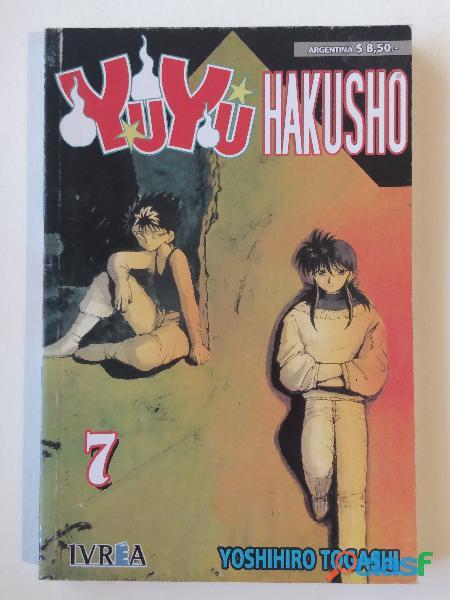 Yuyu Hakusho Completa! 15 tomos 9