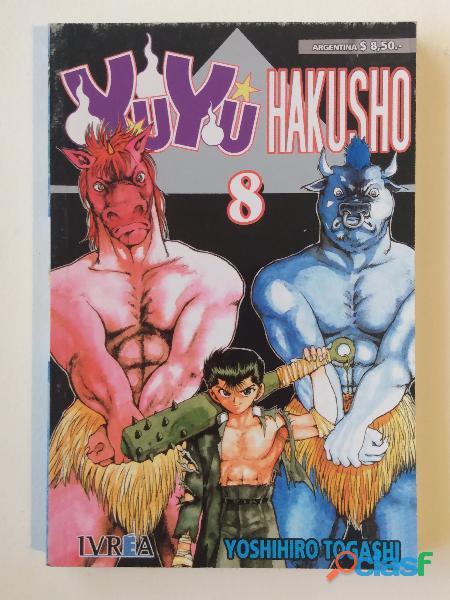 Yuyu Hakusho Completa! 15 tomos 8