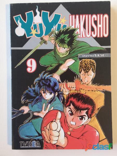 Yuyu Hakusho Completa! 15 tomos 7