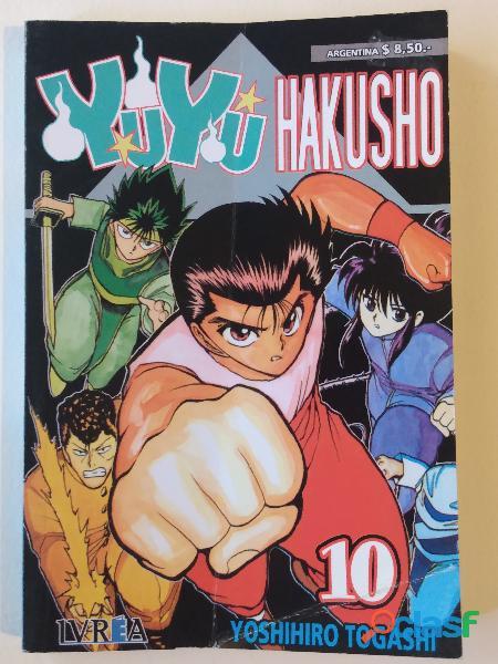 Yuyu Hakusho Completa! 15 tomos 6