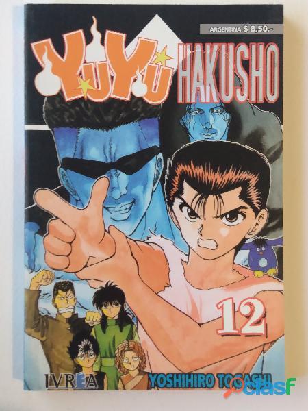 Yuyu Hakusho Completa! 15 tomos 4