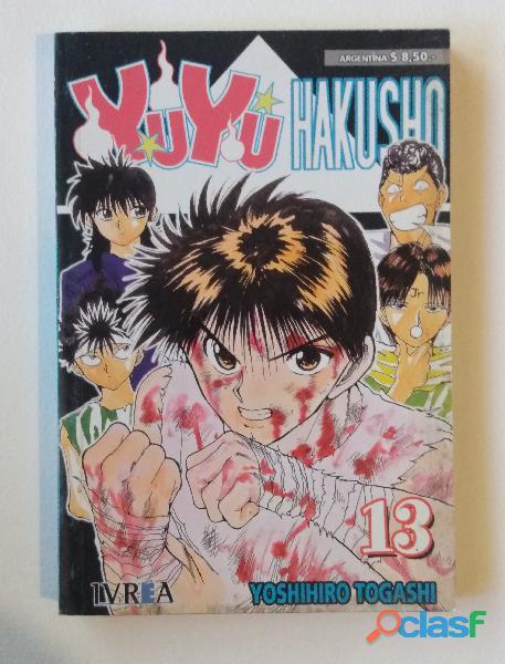 Yuyu Hakusho Completa! 15 tomos 3