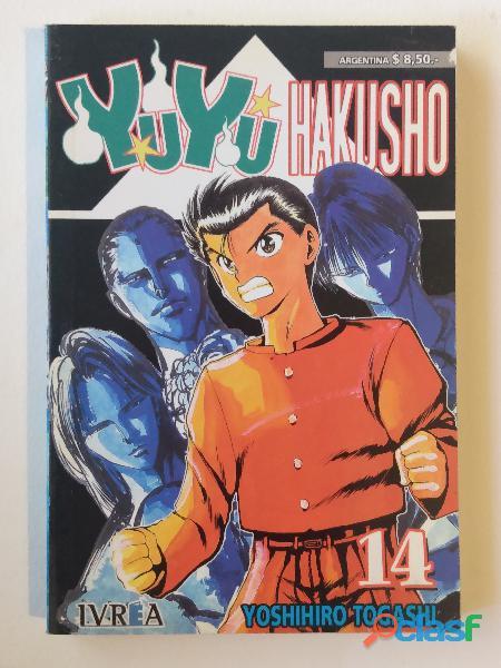 Yuyu Hakusho Completa! 15 tomos 2