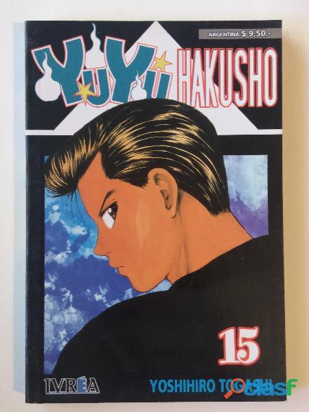 Yuyu Hakusho Completa! 15 tomos 1