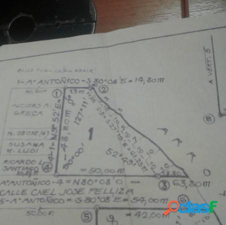 AMPLIO TERRENO SOBRE AVD DE LAS AMERICAS +800M2 1