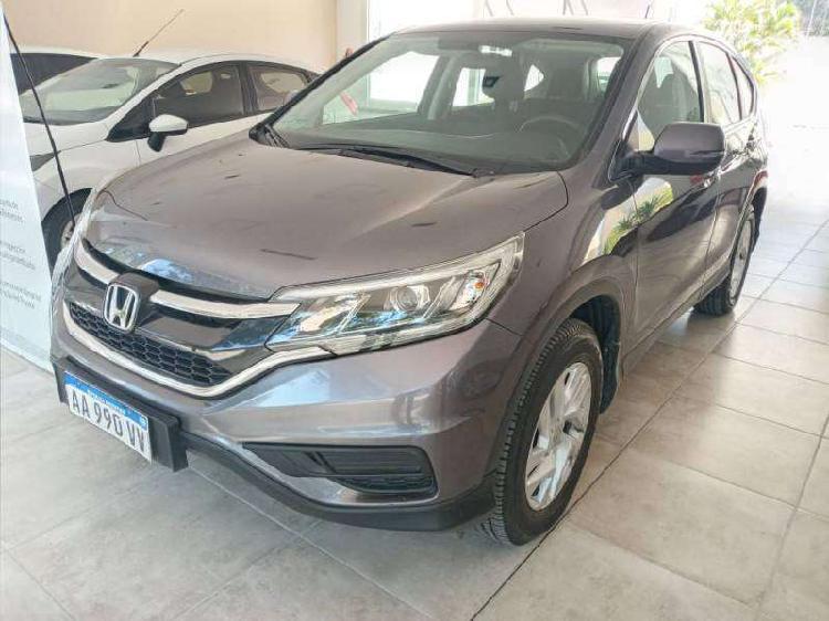 Honda crv 2.4 4x2 lx cvt l/17 impecable 64.000km service