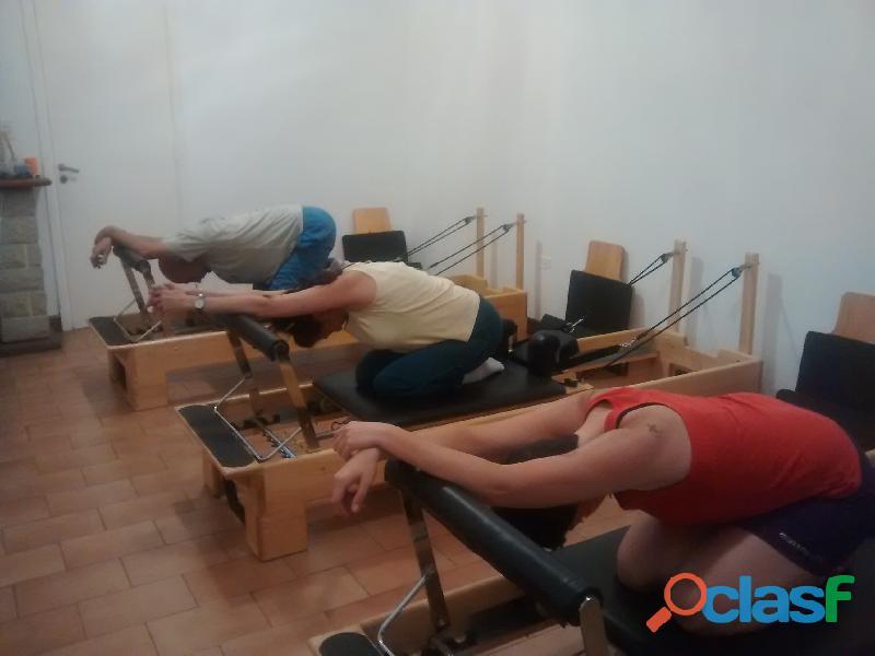 Clases de Pilates en reformer Zona Norte Martinez 3