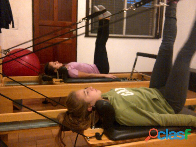 Clases de Pilates en reformer Zona Norte Martinez 4