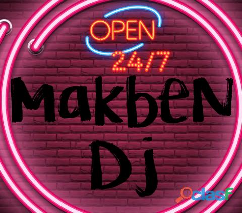 DJ MakbeN todo tipo de eventos 2