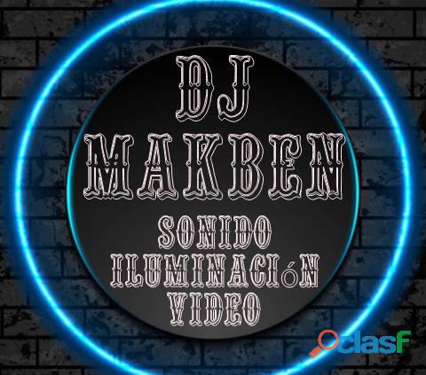 DJ MakbeN todo tipo de eventos 3