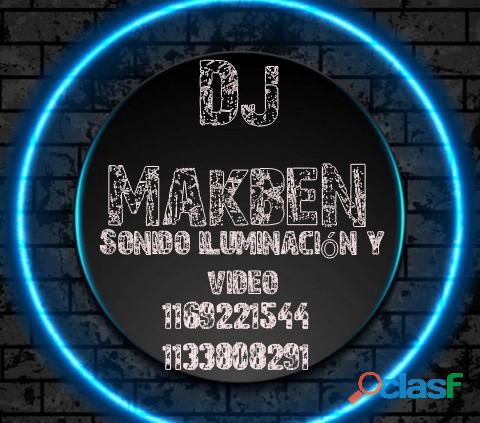 DJ MakbeN todo tipo de eventos 5