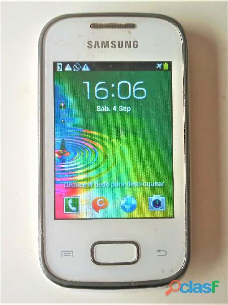 Celular Galaxy Pocket GT S5301L