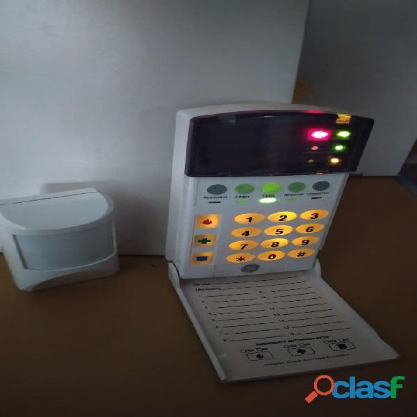 Kit Alarma General Electric Networx Nx 4 (Caddx Nx 4) 3