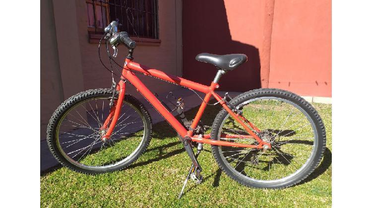 Bicicleta mtb rodado 24 niño/niña
