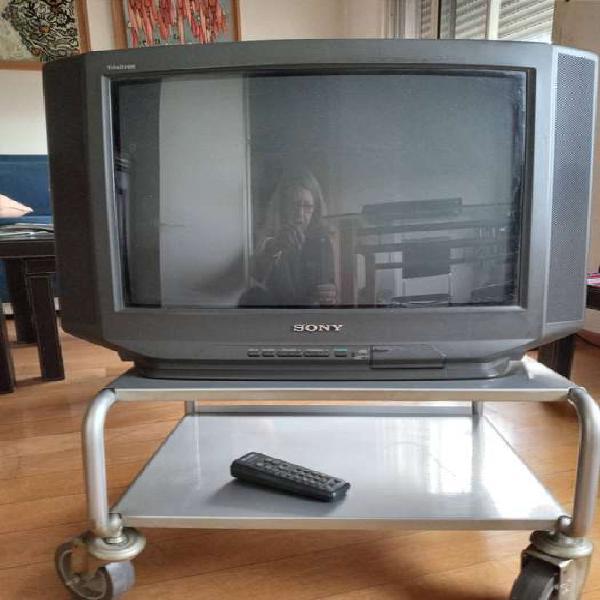 Tv sony 32 pulgadas c/control remoto