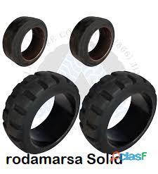 22x10x16 Solid Tires REENG Rodamarsa 5