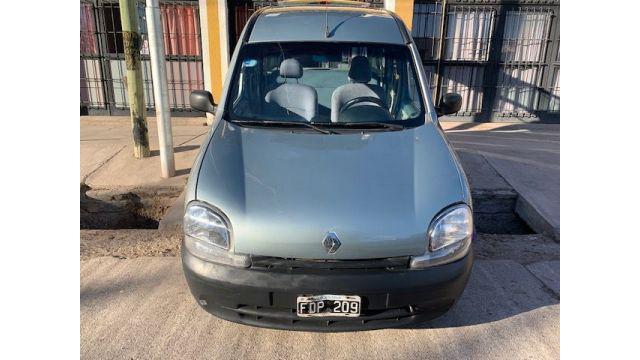 Renault Kangoo 1.6 Authentique / Pack Plus Gnc Cd Aa Da