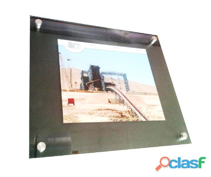 Cuadros de plástico cristal Glew 2
