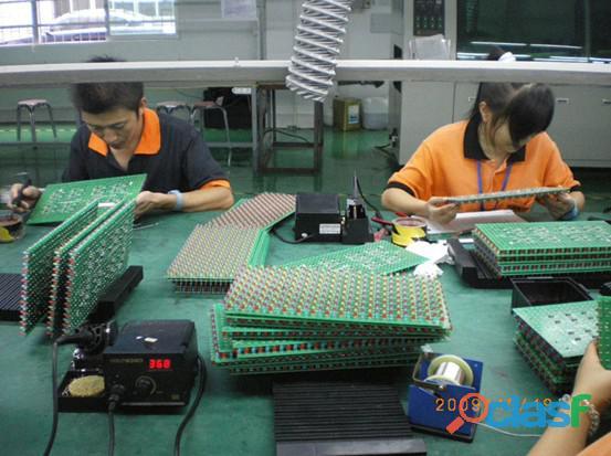 Fabricante de Pantallas LED publicitarias para interior y exterior 5