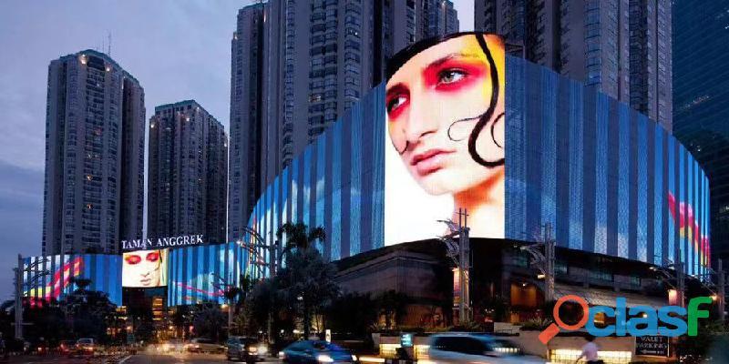 Fabricante de Pantallas LED publicitarias para interior y exterior 8