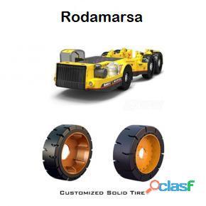REENGOMADO 18x6   12 1 8 de ARO RODAMARSA 17