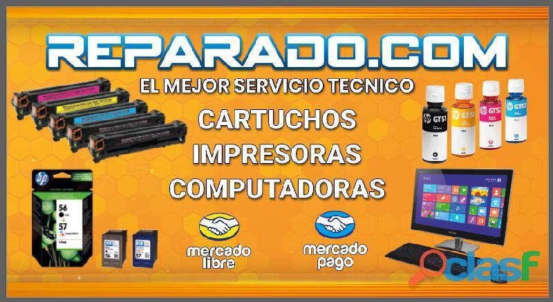 Reparaciones pc. Reparado.com Cruce Castelar/ Moreno/ San Miguel 4