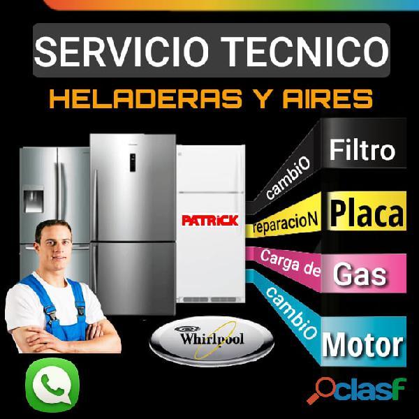 servicio tecnico heladera motor a domicilio 2