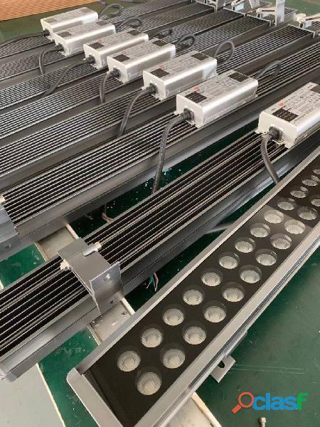 Bañador de pared LED,Focos Proyectores lineales Led 3