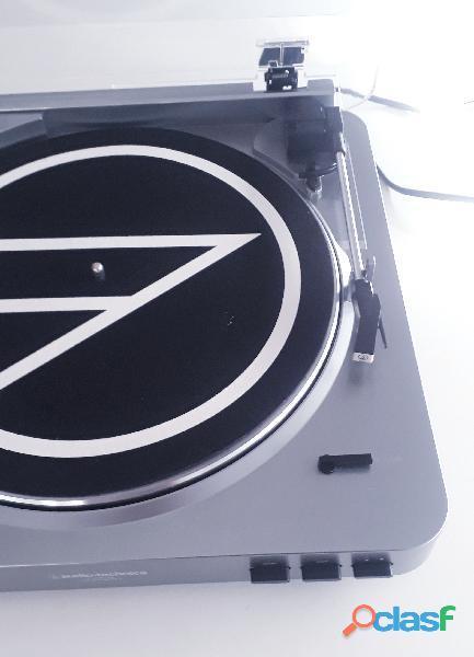 Bandeja tocadiscos Audiotechnica lp60 2
