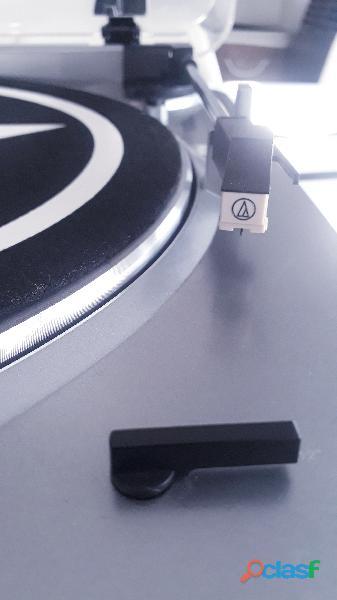 Bandeja tocadiscos Audiotechnica lp60 3