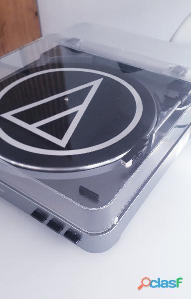 Bandeja tocadiscos Audiotechnica lp60 5