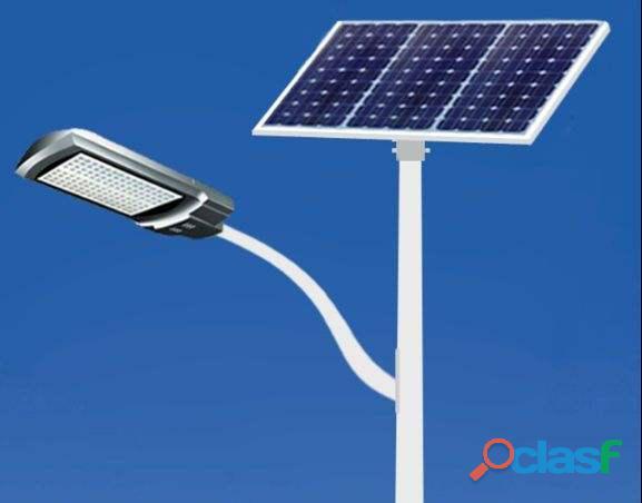 Farolas Led Alumbrado Publico,Farola LED de solar 1
