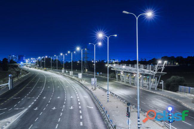 Farolas Led Alumbrado Publico,Farola LED de solar 8