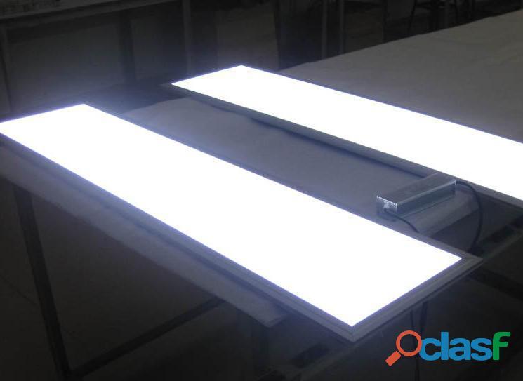 Luz LED de panel plano,Panel De Luz 300x 300 y 600x600