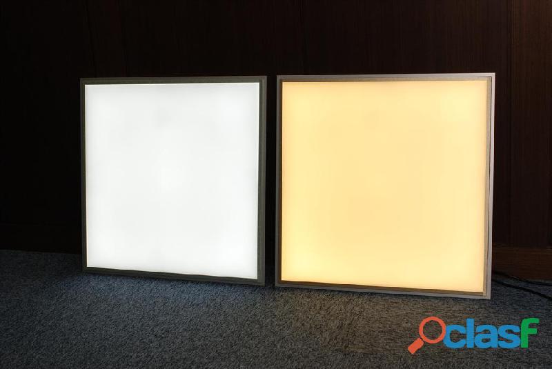 Luz LED de panel plano,Panel De Luz 300x 300 y 600x600 1